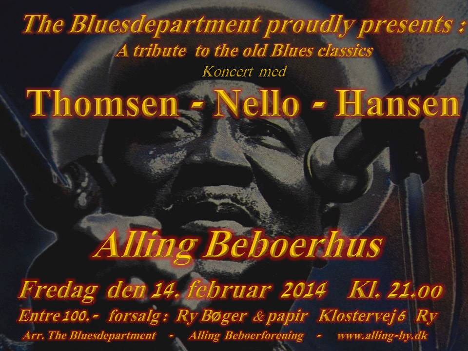Bluesdepartment  A tribute to...