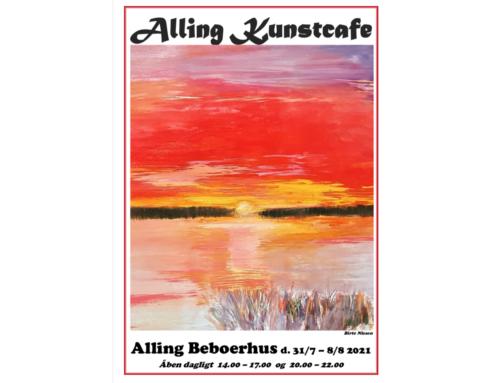 Alling Kunstcafe 2021